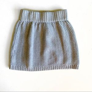 🐴Old Navy Sweater Mini Skirt - size 6/7 small